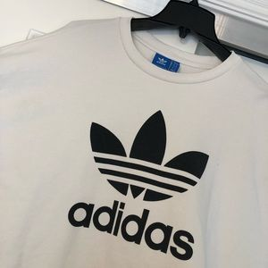 adidas Tops - Adidas cropped crewneck